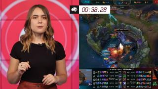 LLA al Minuto: Infinity lidera en solitario | Resumen | Esports | League of Legends