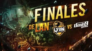 Copa Latinoamerica 2015 - LAN Final Regional BO5 [Lyong Gaming vs Dash9 Gaming]