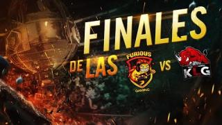 Copa Latinoamerica 2015 - LAS Final Regional BO5 [Furious Gaming vs KLG]